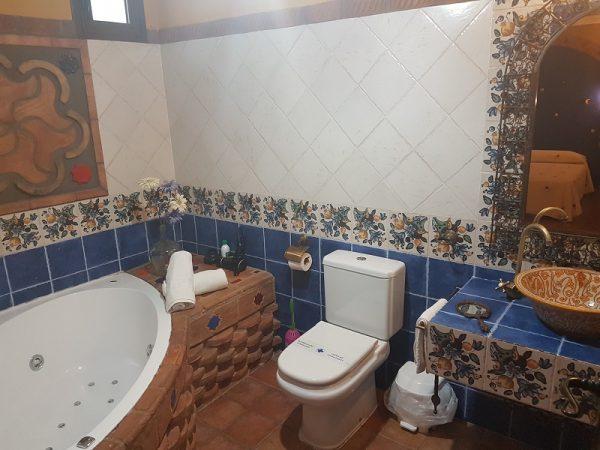 Baño Casa Nazarí