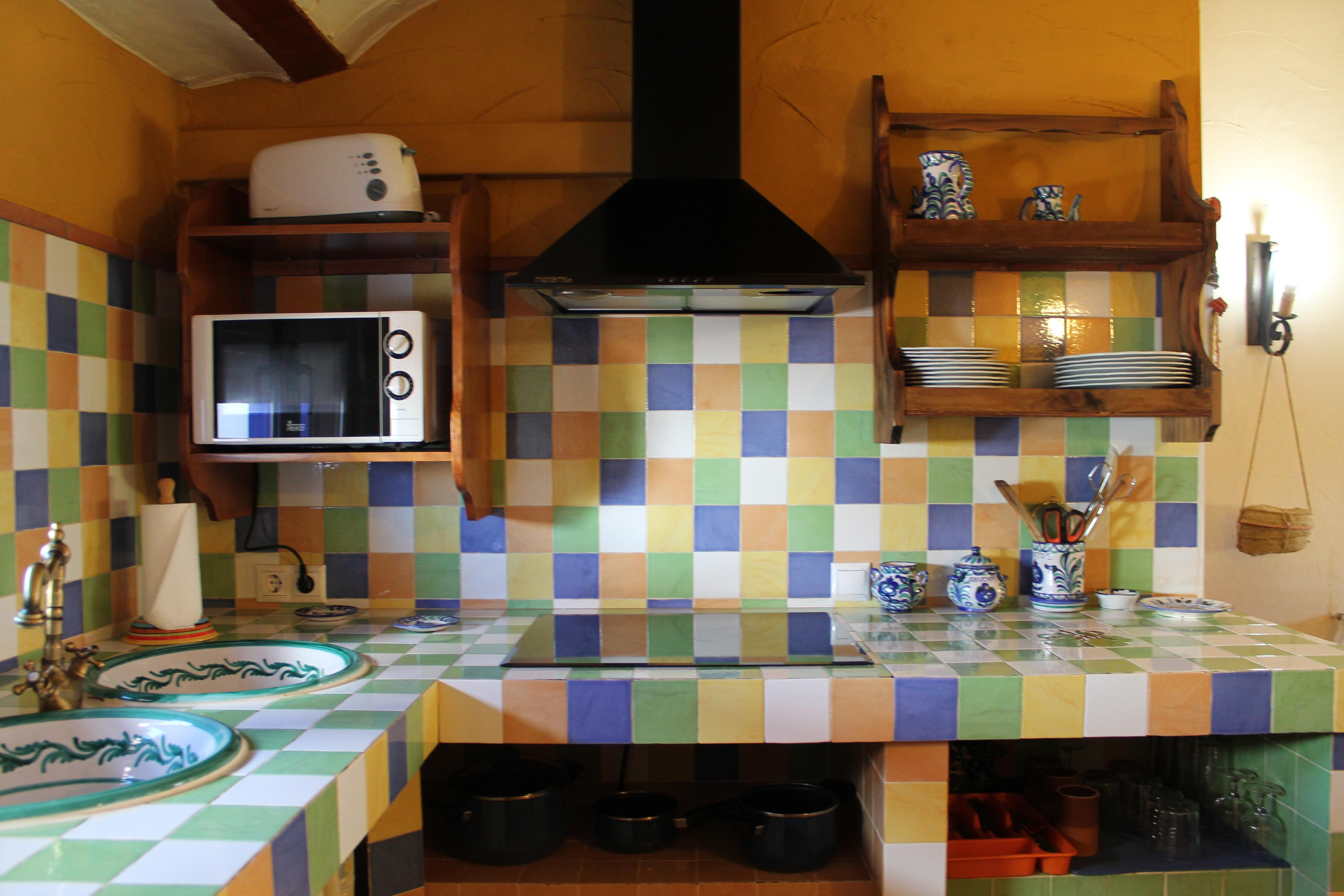 Casa rural en cazorla la alacena - Alacena cocina ...