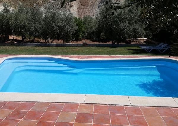 Nueva piscina en casas la suerte casas rurales con jacuzzi en cazorla casas rurales en - La casa de la piscina cazorla ...