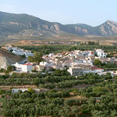 Hinojares Sierra De Cazorla