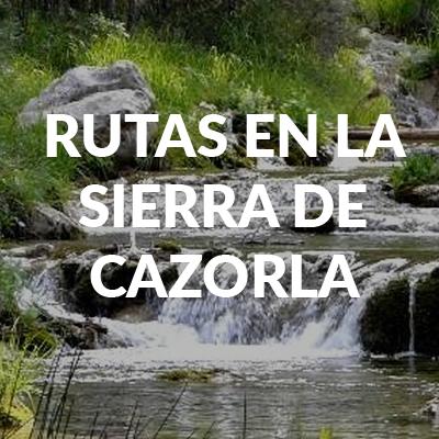 RUTAS SIERRA DECA