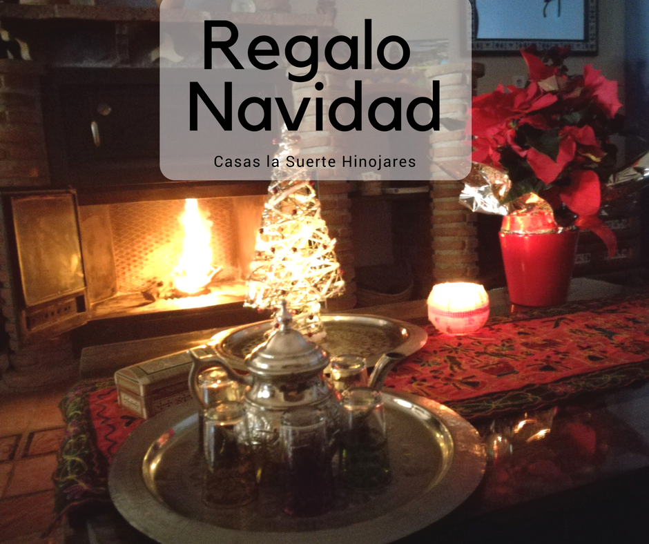 Bono regalo navidad experiencia casa rural con jacuzzi en cazorla casas rurales en cazorla la - Casa rural navidad ...
