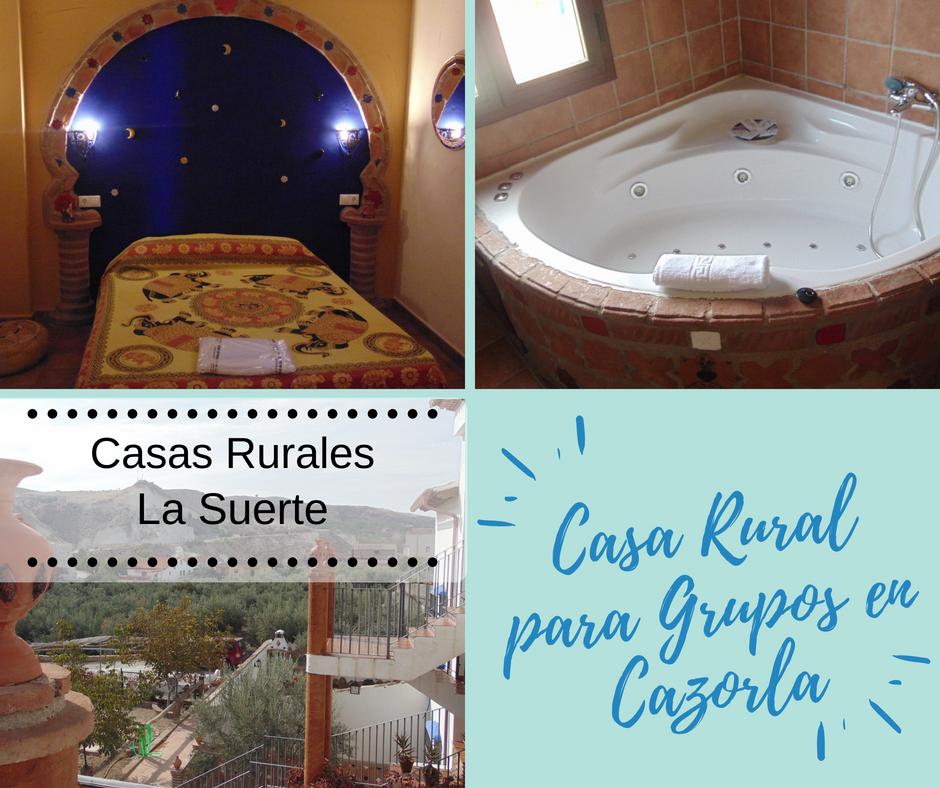 Casa Rural Para Grupos En Cazorla