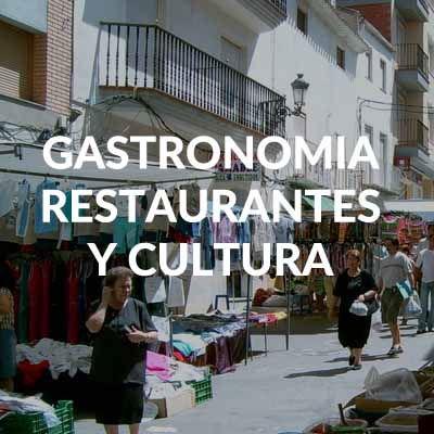 GASTRONOMIA SIERRA DE CAZORLA