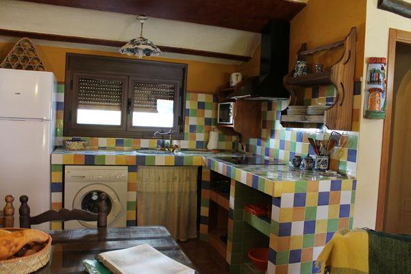 Casa Rural En Cazorla Lacena