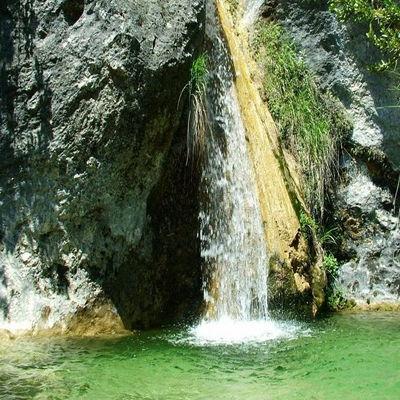 bañarse en la sierra de cazorla cascada guazalamanco