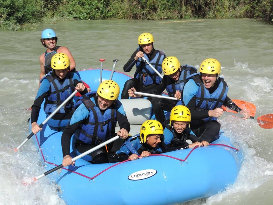 Rafting En Cazorla, Actividades De Verano Desde Casas La Suerte