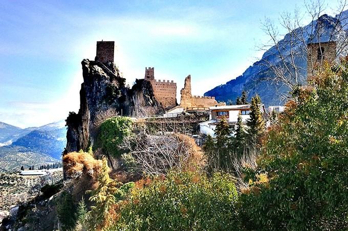 Historia Del Castillo De La Iruela En Cazorla