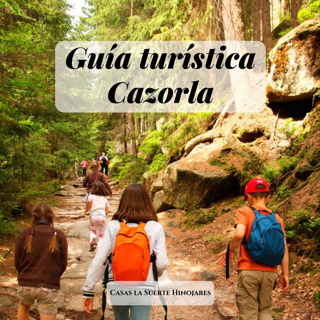 Guía Turística Cazorla, Casas La Suerte