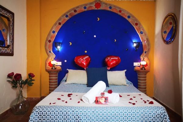 Sorprende Este San Valentín En Cazorla, Apartamentos Rurales Con Jacuzzi