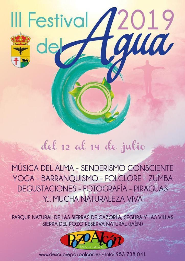 Festival Del Agua 2019 Pozo Alcón, Casa Rural Cazorla