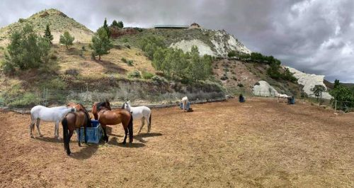 Ruta a caballo Cazorla
