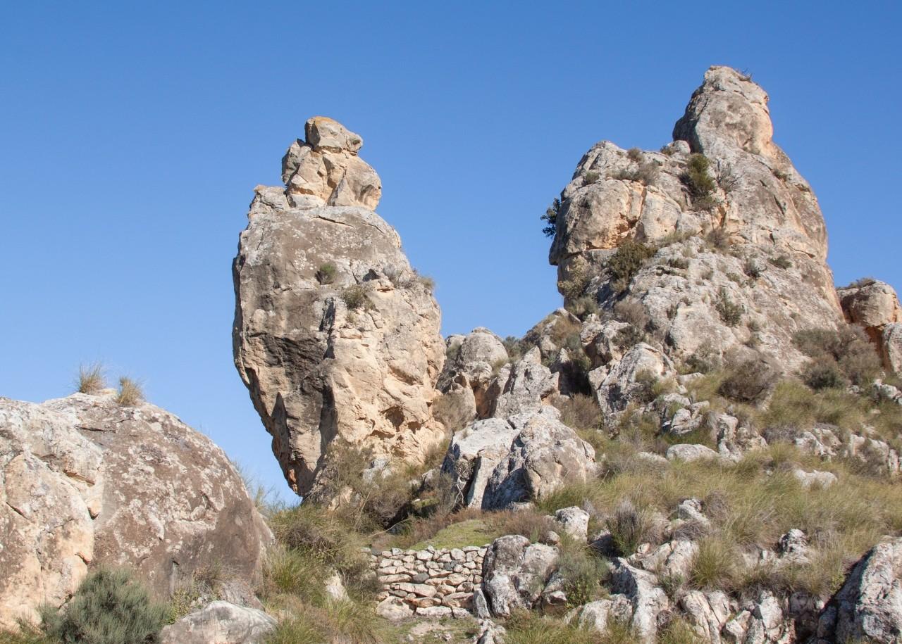 Castellones De Ceal Cazorla Yacimiento Que Ver Sierra Del Pozo